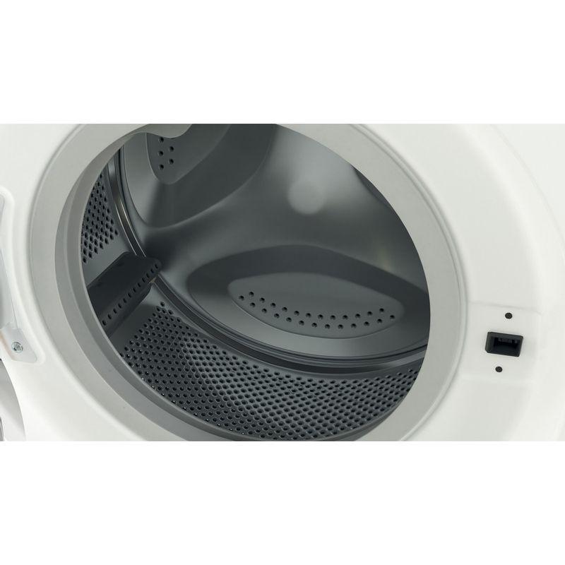 Indesit-Washing-machine-Free-standing-BWSC-61251-XW-UK-N-White-Front-loader-F-Drum