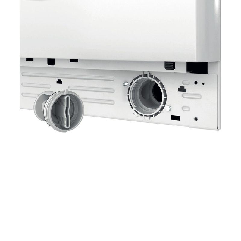 Indesit-Washing-machine-Free-standing-BWSC-61251-XW-UK-N-White-Front-loader-F-Filter