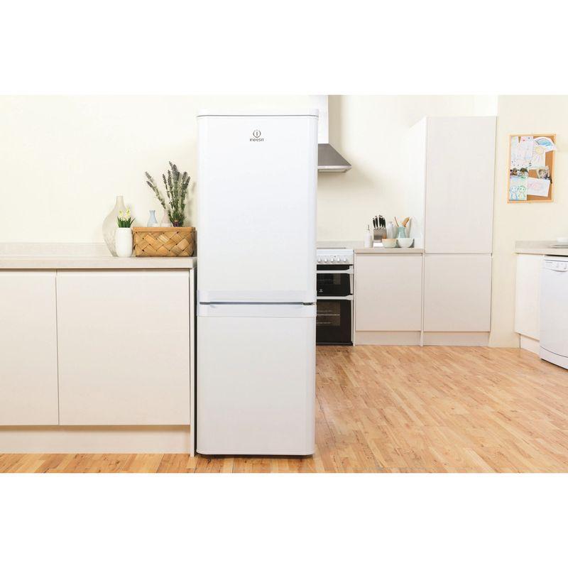 Indesit-Fridge-Freezer-Free-standing-IBD-5515-W-1-White-2-doors-Lifestyle-frontal