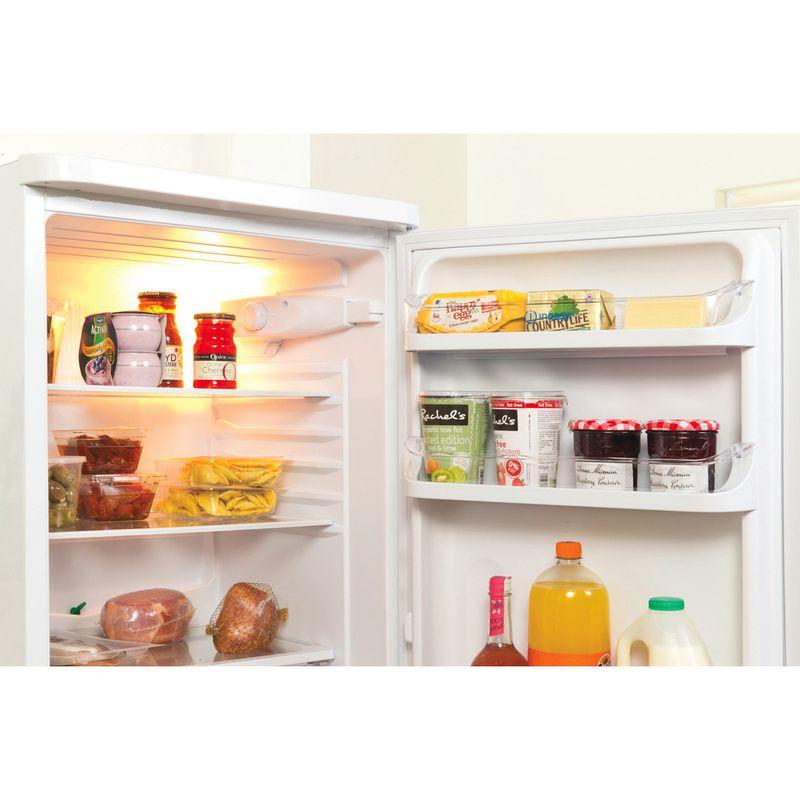 Indesit-Fridge-Freezer-Free-standing-IBD-5515-W-1-White-2-doors-Lifestyle-detail