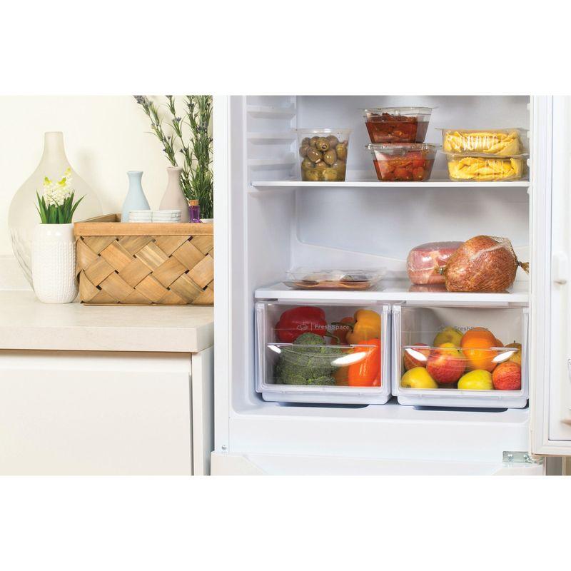 Indesit-Fridge-Freezer-Free-standing-IBD-5515-W-1-White-2-doors-Drawer