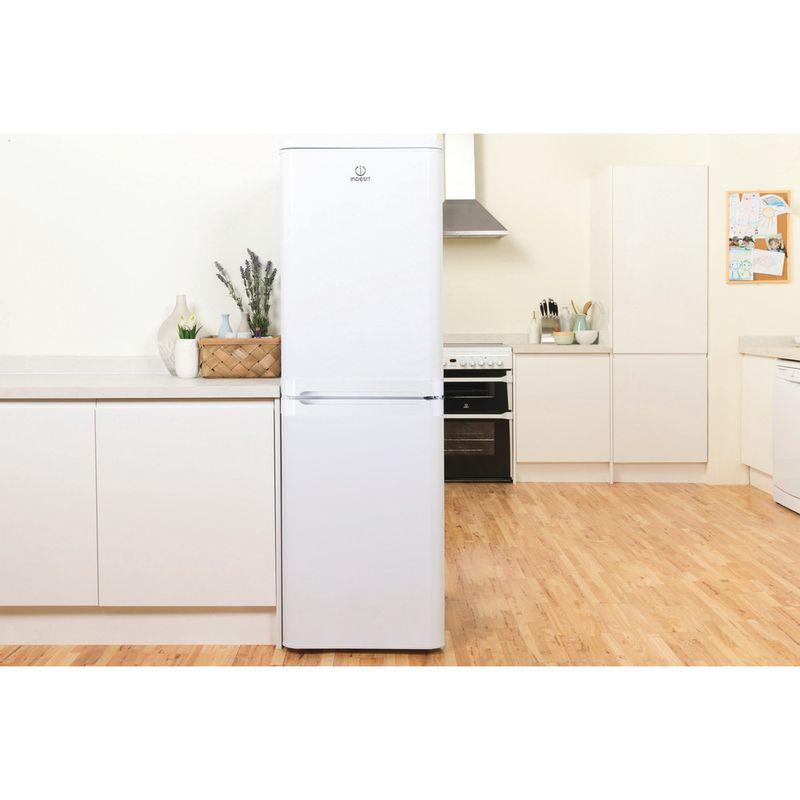 Indesit-Fridge-Freezer-Free-standing-IBD-5517-W-UK-1-White-2-doors-Lifestyle-frontal
