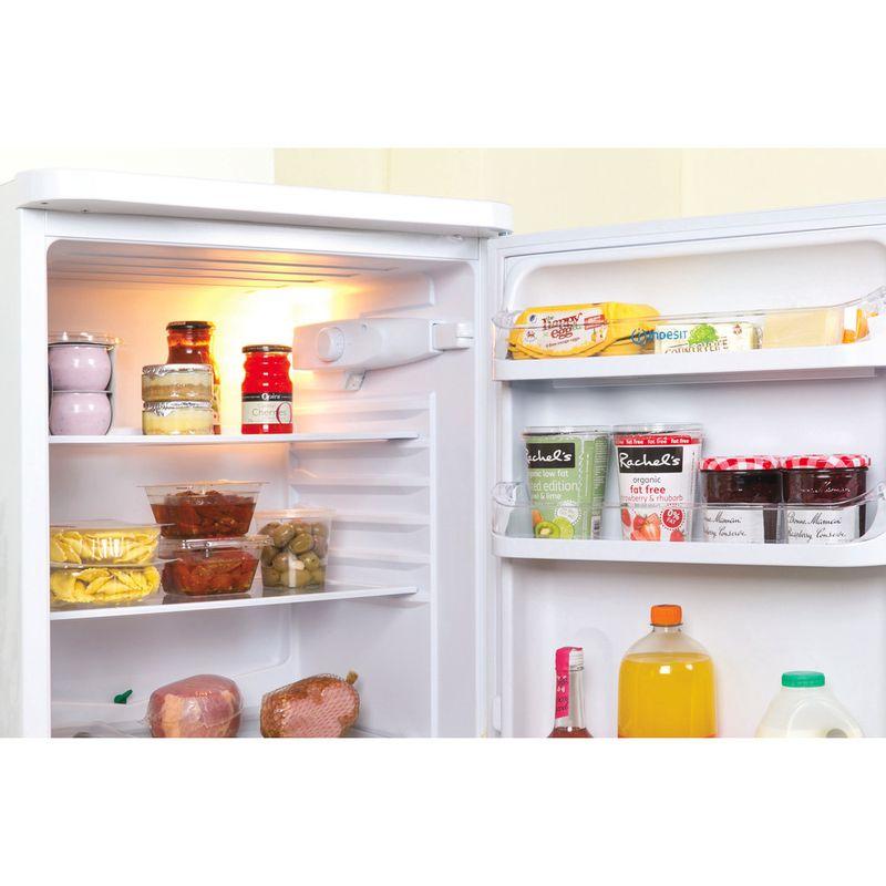 Indesit-Fridge-Freezer-Free-standing-IBD-5517-W-UK-1-White-2-doors-Lifestyle-detail