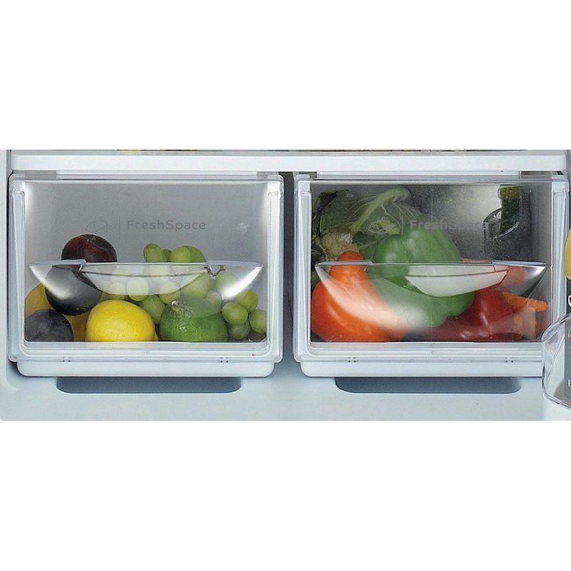 Indesit-Fridge-Freezer-Free-standing-IBD-5515-S-1-Silver-2-doors-Drawer