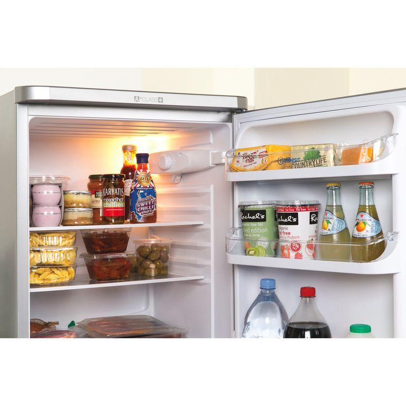 Indesit-Fridge-Freezer-Free-standing-IBD-5517-S-UK-1-Silver-2-doors-Lifestyle-detail