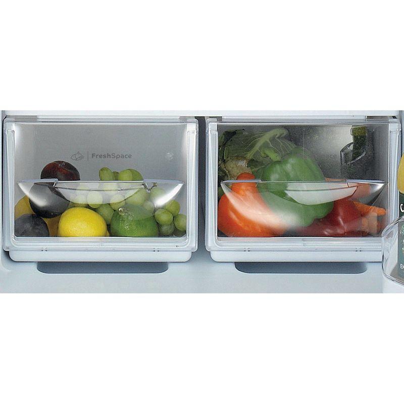 Indesit-Fridge-Freezer-Free-standing-IBD-5515-B-1-Black-2-doors-Drawer
