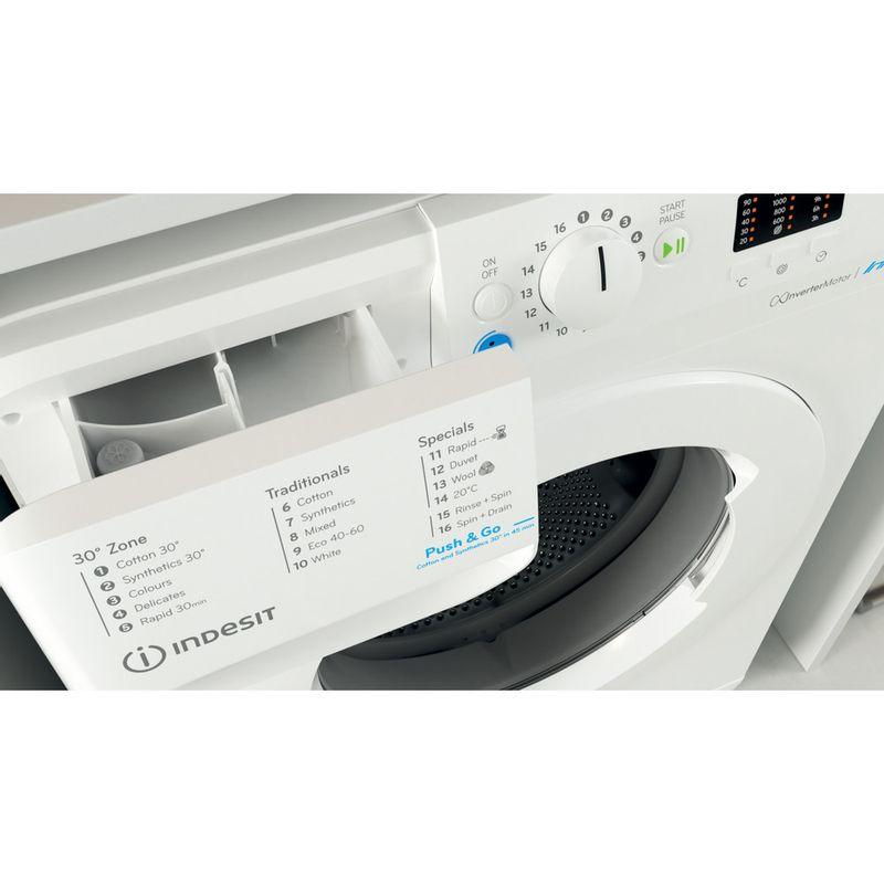 Indesit-Washing-machine-Free-standing-BWA-81484X-W-UK-N-White-Front-loader-C-Drawer