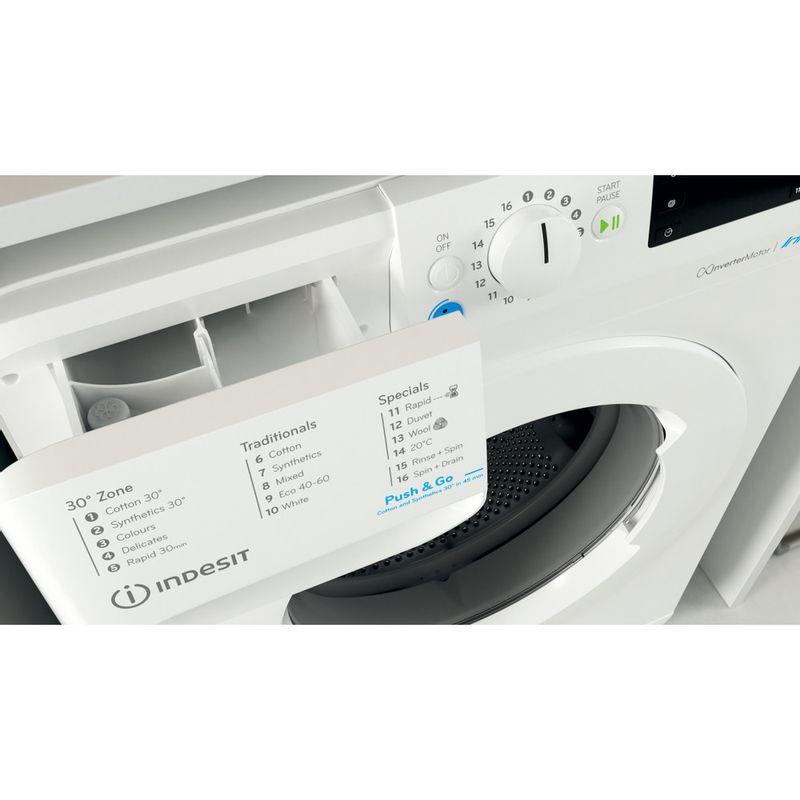 Indesit-Washing-machine-Free-standing-BWE-91484X-W-UK-N-White-Front-loader-C-Drawer