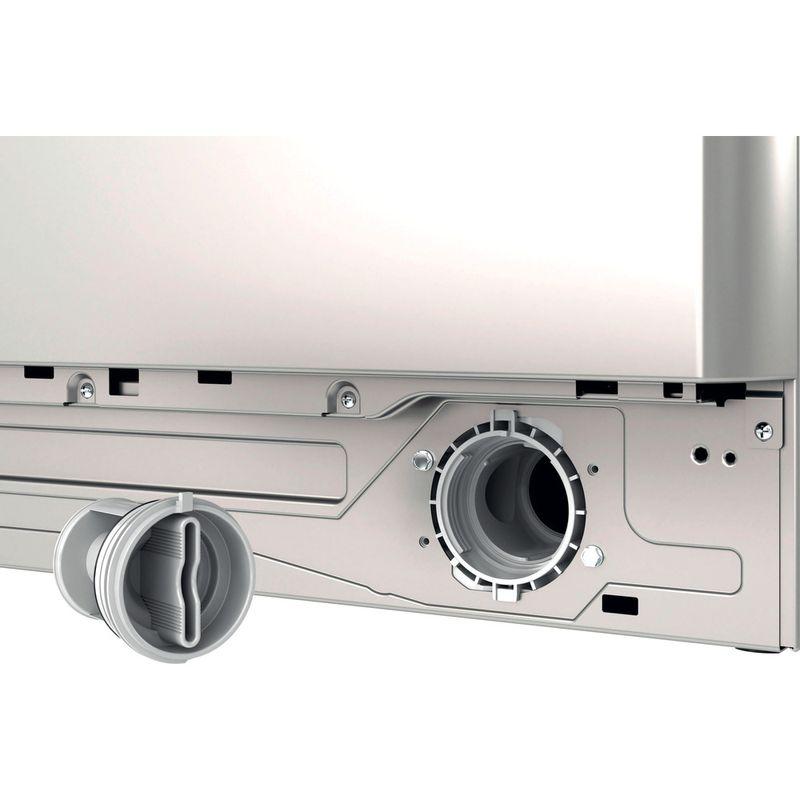 Indesit-Washing-machine-Free-standing-BWE-91483X-S-UK-N-Silver-Front-loader-D-Filter