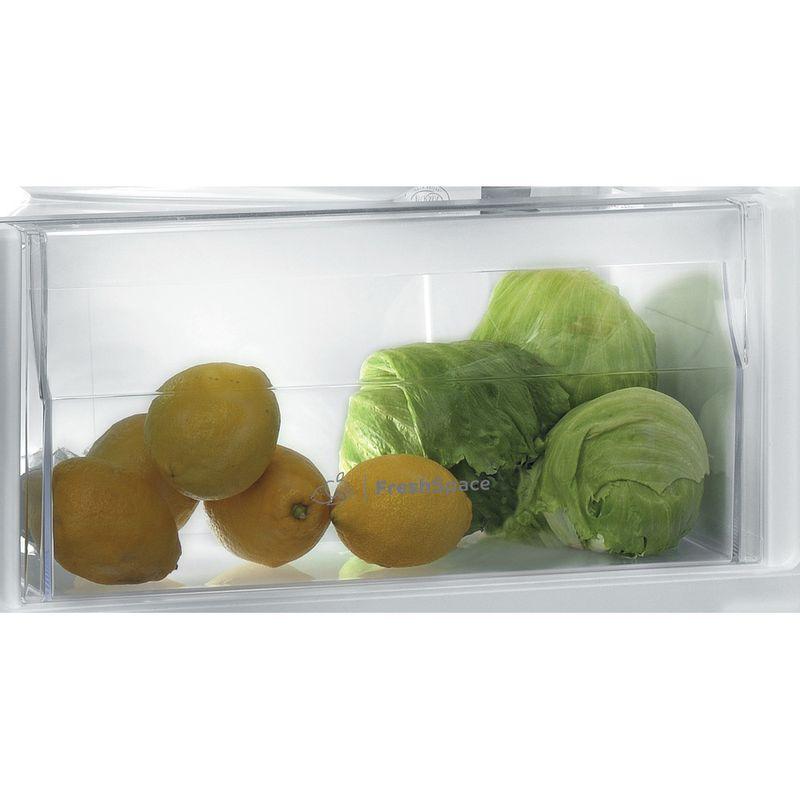 Indesit-Refrigerator-Built-in-INS-9011-Steel-Drawer