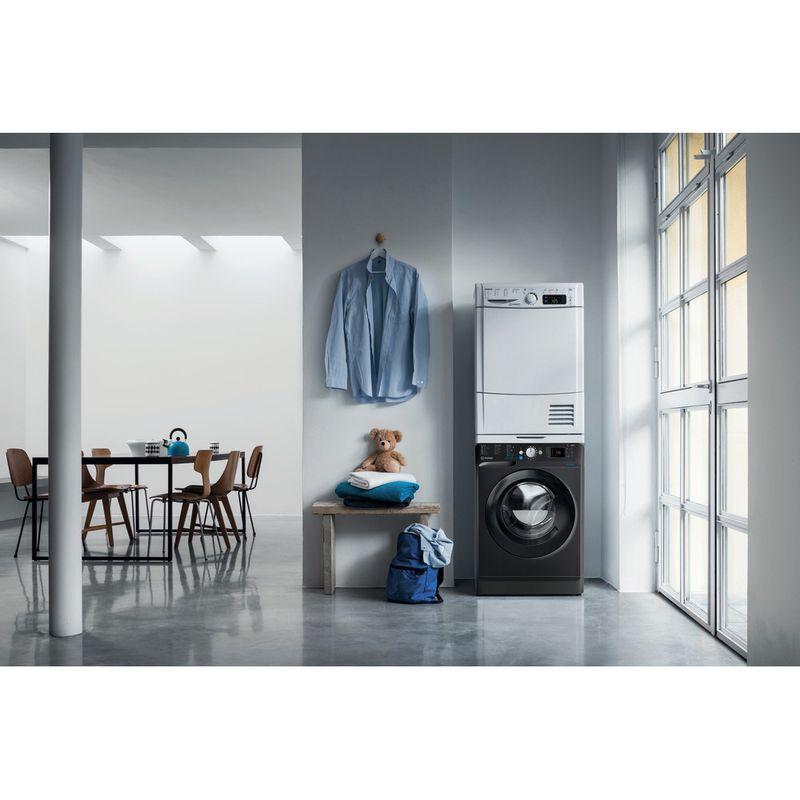 Indesit-Washing-machine-Free-standing-BWE-71452-K-UK-N-Black-Front-loader-E-Lifestyle-frontal