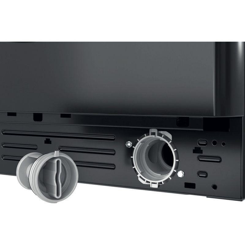 Indesit-Washing-machine-Free-standing-BWE-71452-K-UK-N-Black-Front-loader-E-Filter