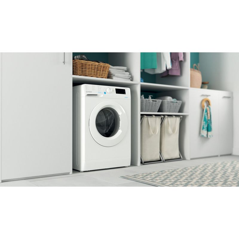 Indesit-Washing-machine-Free-standing-BWE-71452-W-UK-N-White-Front-loader-E-Lifestyle-perspective
