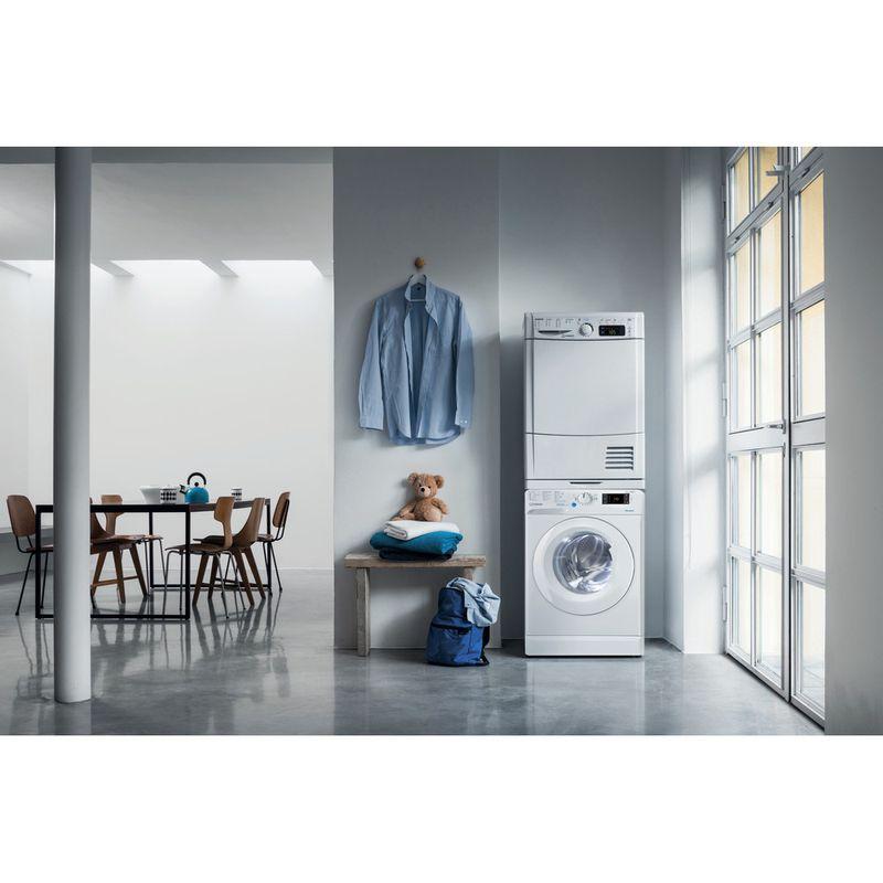 Indesit-Washing-machine-Free-standing-BWE-71452-W-UK-N-White-Front-loader-E-Lifestyle-frontal