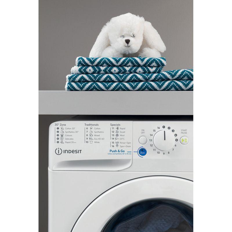 Indesit-Washing-machine-Free-standing-BWE-71452-W-UK-N-White-Front-loader-E-Lifestyle-control-panel