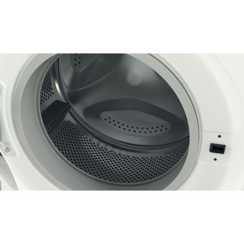 Indesit-Washing-machine-Free-standing-BWE-71452-W-UK-N-White-Front-loader-E-Drum