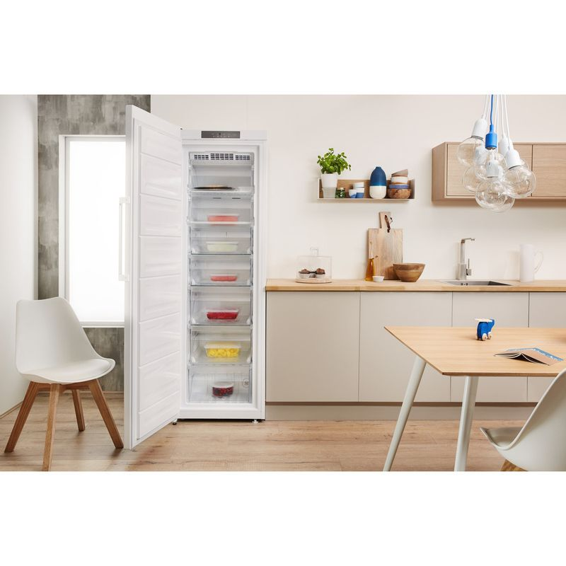 Indesit-Freezer-Free-standing-UI8-F1C-W-UK-1-Global-white-Lifestyle-frontal-open