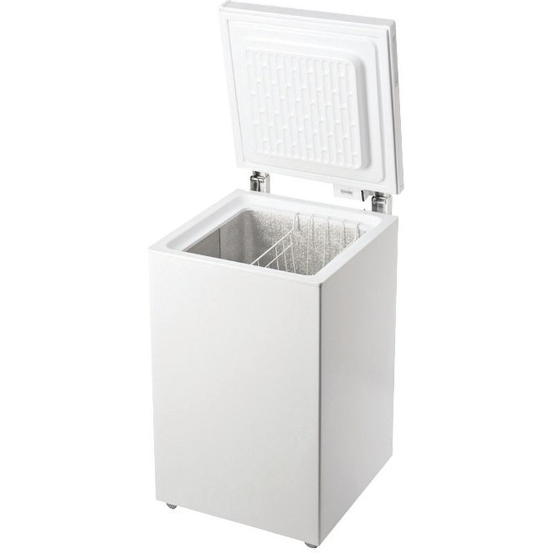 Indesit-Freezer-Free-standing-OS-1A-100-2-UK-2-White-Perspective-open