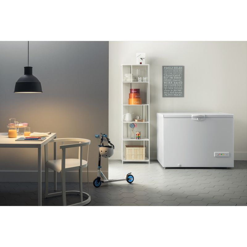 Indesit-Freezer-Free-standing-OS-1A-250-H2-1-White-Lifestyle-frontal-open