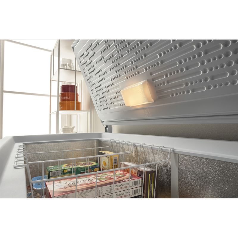 Indesit-Freezer-Free-standing-OS-1A-250-H2-1-White-Lifestyle-perspective-open