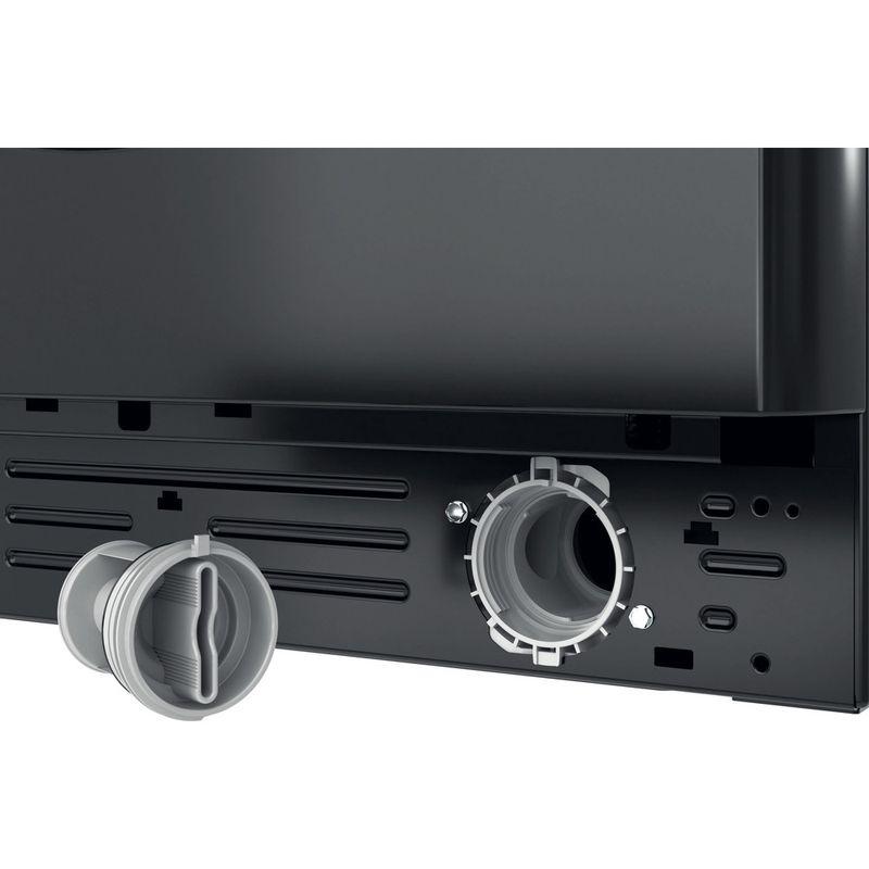 Indesit-Washer-dryer-Free-standing-BDE-861483X-K-UK-N-Black-Front-loader-Filter