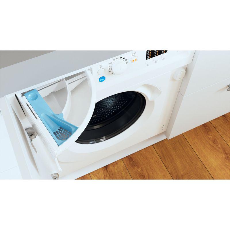 Indesit-Washer-dryer-Built-in-BI-WDIL-75125-UK-N-White-Front-loader-Drawer