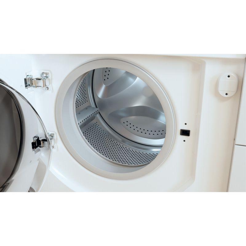 Indesit-Washer-dryer-Built-in-BI-WDIL-75125-UK-N-White-Front-loader-Drum