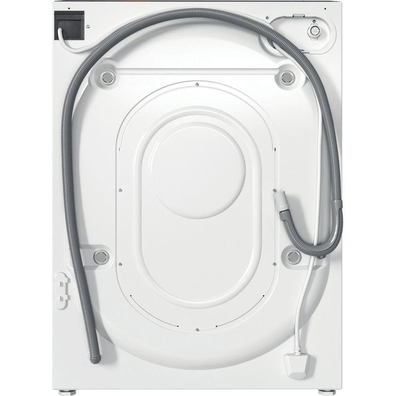 Indesit-Washer-dryer-Built-in-BI-WDIL-75125-UK-N-White-Front-loader-Back---Lateral
