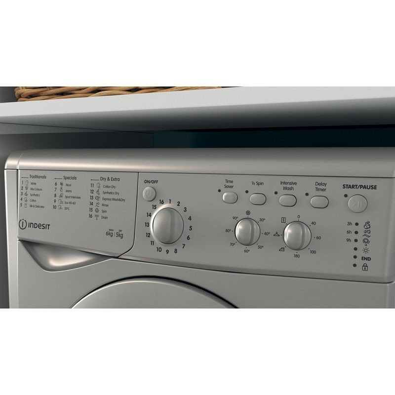 Indesit-Washer-dryer-Free-standing-IWDC-65125-S-UK-N-Silver-Front-loader-Lifestyle-control-panel