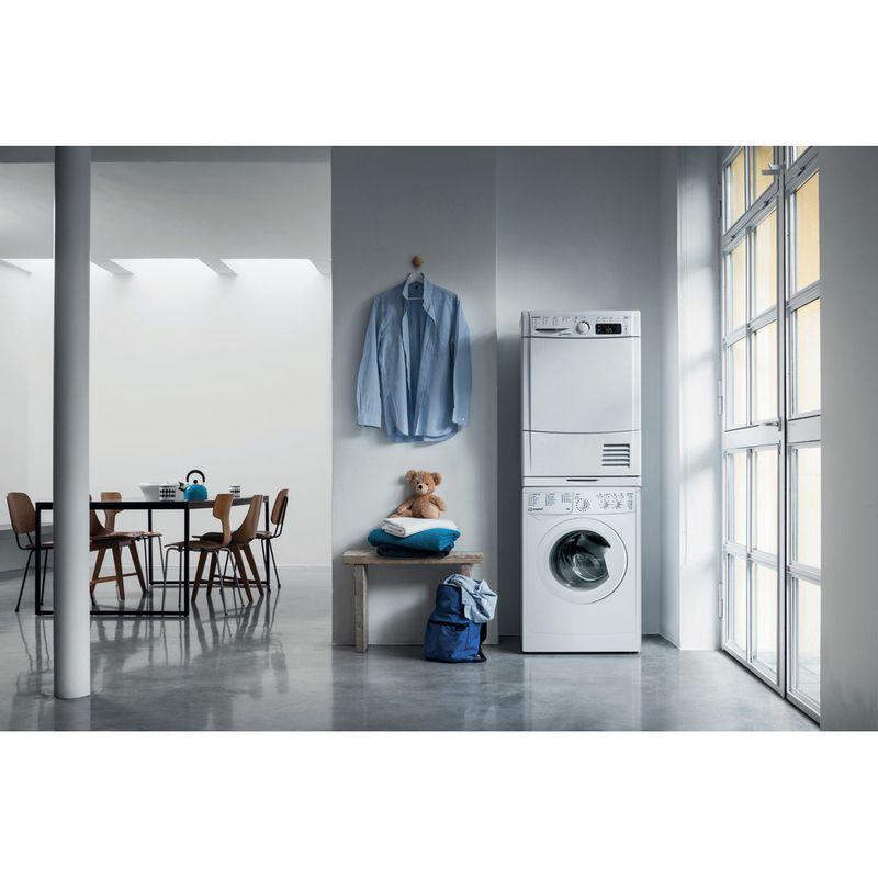 Indesit-Washing-machine-Free-standing-IWC-81483-W-UK-N-White-Front-loader-D-Lifestyle-people