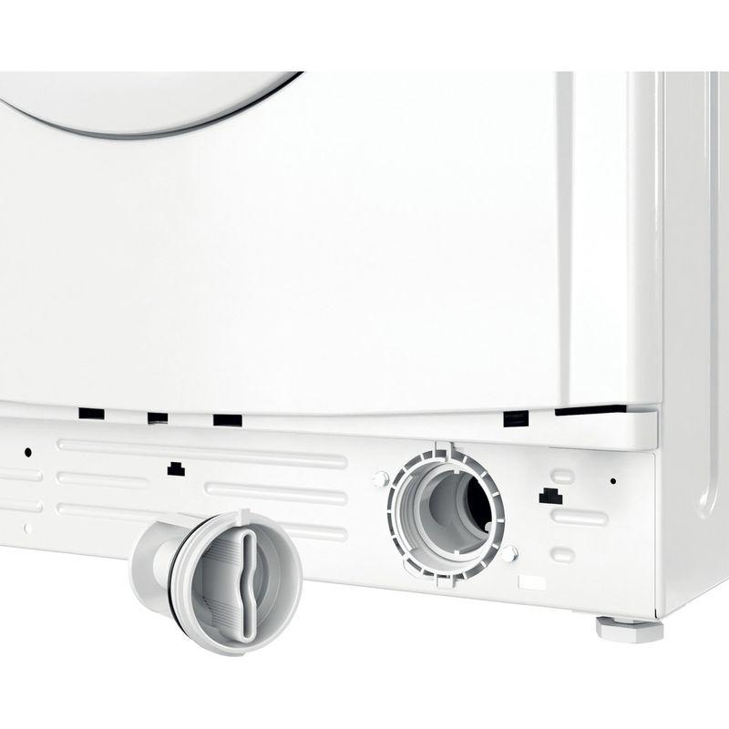 Indesit-Washing-machine-Free-standing-IWC-81483-W-UK-N-White-Front-loader-D-Filter