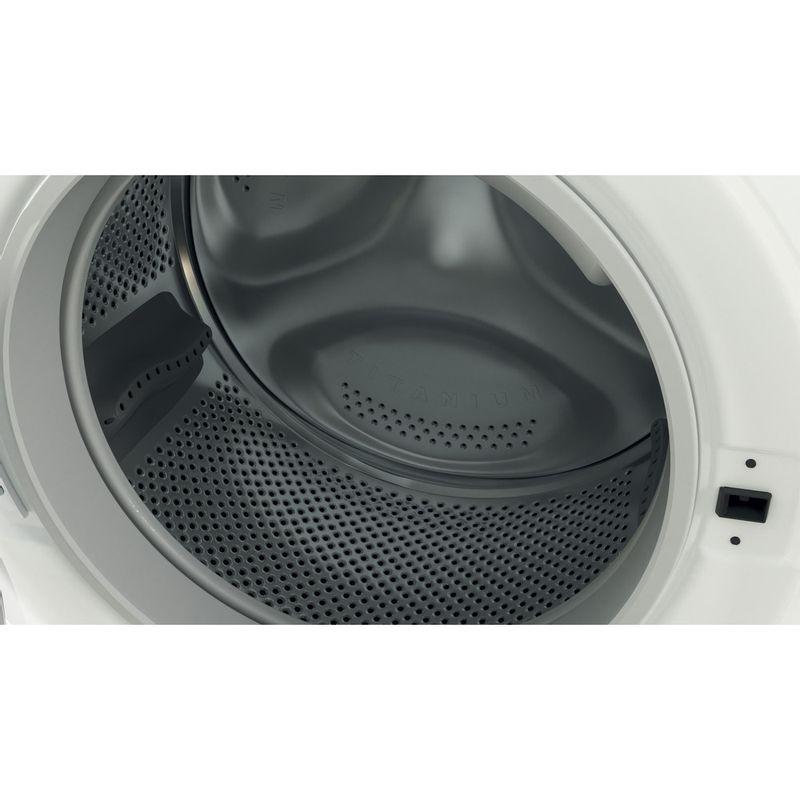 Indesit-Washer-dryer-Free-standing-BDE-1071682X-W-UK-N-White-Front-loader-Drum