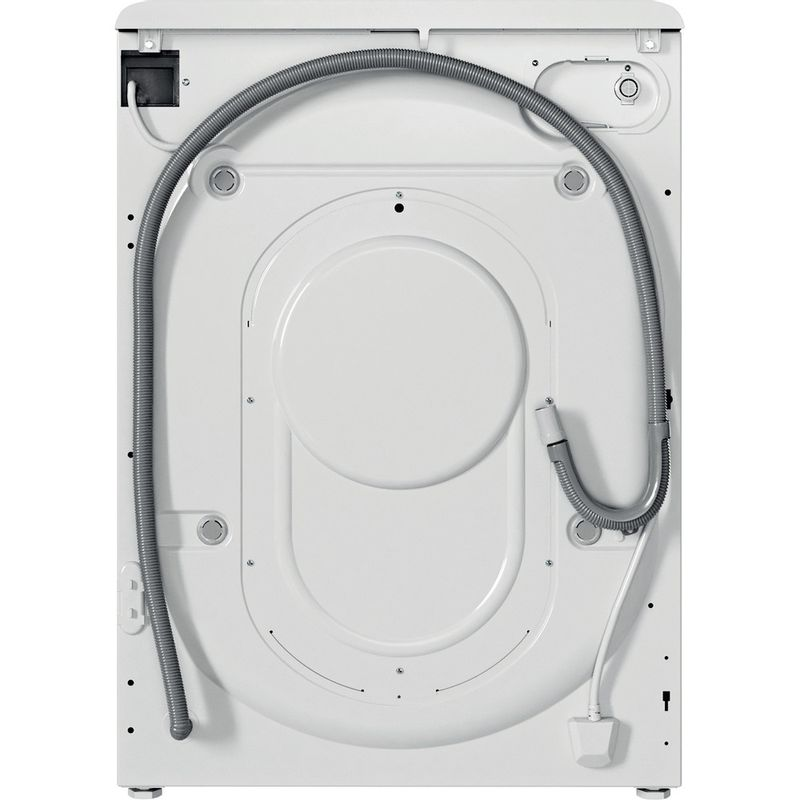 Indesit-Washer-dryer-Free-standing-BDE-1071682X-W-UK-N-White-Front-loader-Back---Lateral