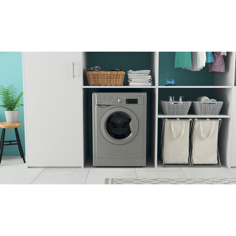 Indesit-Washer-dryer-Free-standing-IWDD-75145-S-UK-N-Silver-Front-loader-Lifestyle-frontal