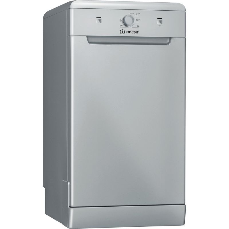 Indesit-Dishwasher-Free-standing-DSFE-1B10-S-UK-N-Free-standing-F-Perspective