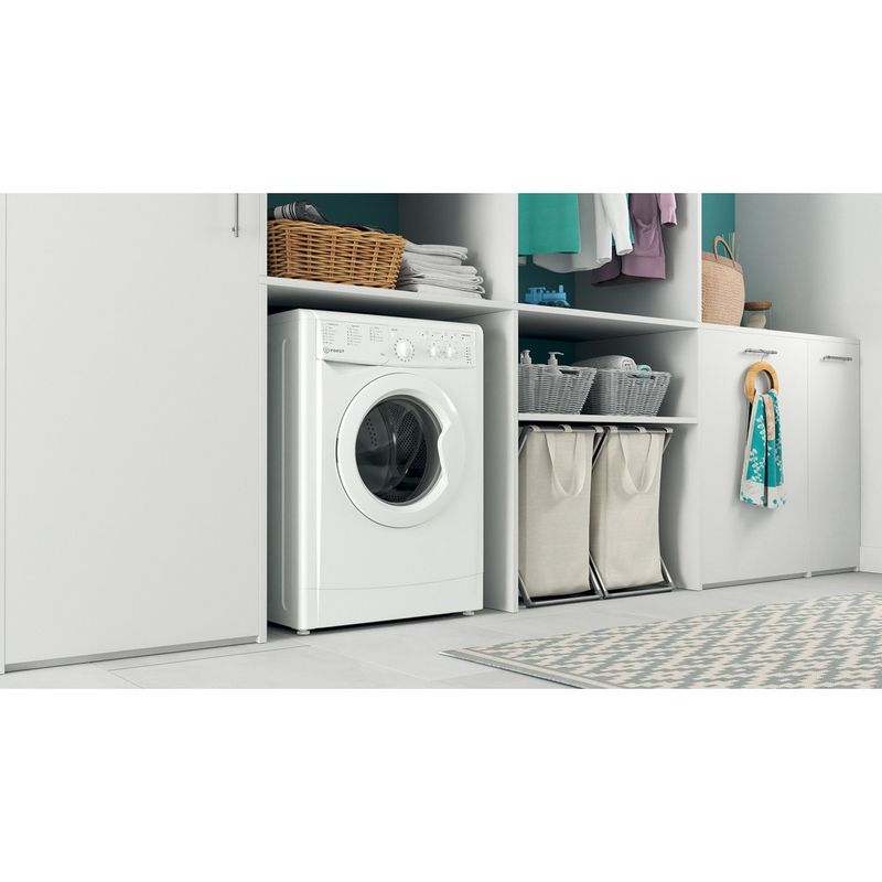 Indesit-Washing-machine-Free-standing-IWC-81251-W-UK-N-White-Front-loader-F-Lifestyle-perspective