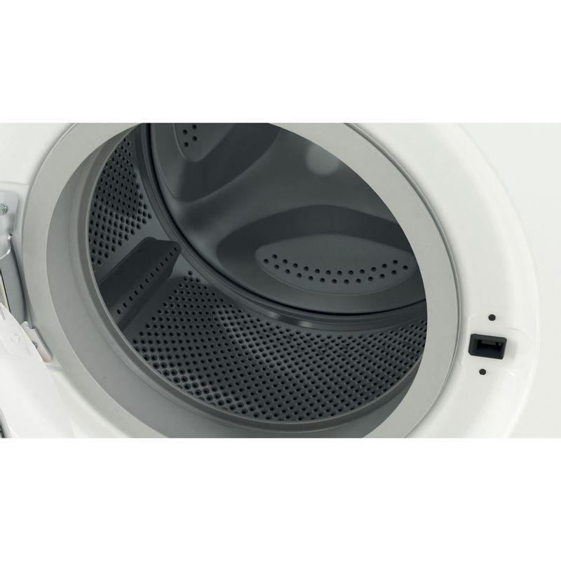 Indesit-Washing-machine-Free-standing-IWC-81251-W-UK-N-White-Front-loader-F-Drum