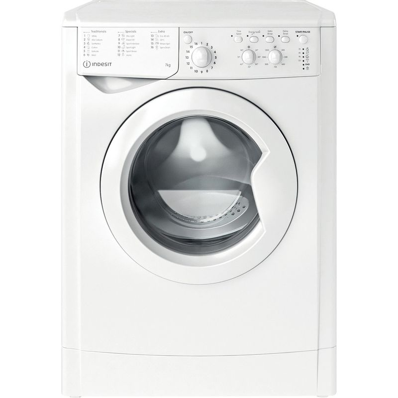 Indesit-Washing-machine-Free-standing-IWC-71252-W-UK-N-White-Front-loader-E-Frontal