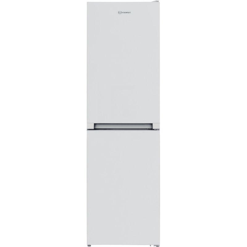 Indesit-Fridge-Freezer-Free-standing-IBNF-55181-W-UK-1-White-2-doors-Frontal