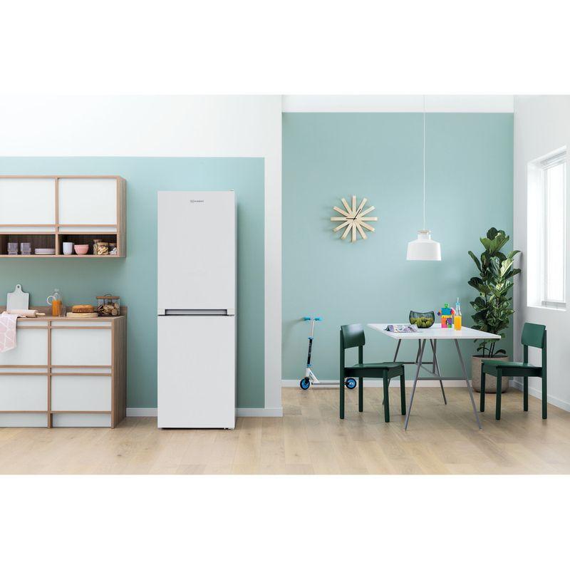 Indesit-Fridge-Freezer-Free-standing-IBNF-55181-W-UK-1-White-2-doors-Lifestyle-frontal