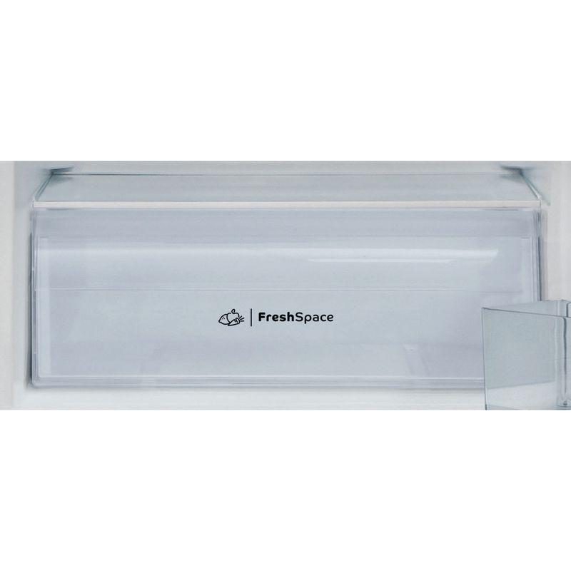 Indesit-Fridge-Freezer-Free-standing-IBNF-55181-W-UK-1-White-2-doors-Drawer