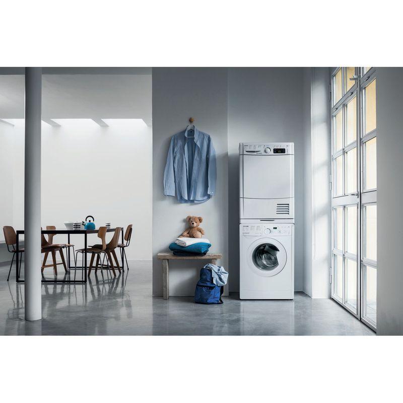 Indesit-Washing-machine-Free-standing-EWD-81483-W-UK-N-White-Front-loader-D-Lifestyle-frontal