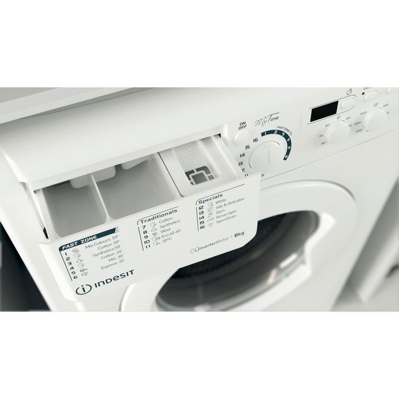 Indesit-Washing-machine-Free-standing-EWD-81483-W-UK-N-White-Front-loader-D-Drawer
