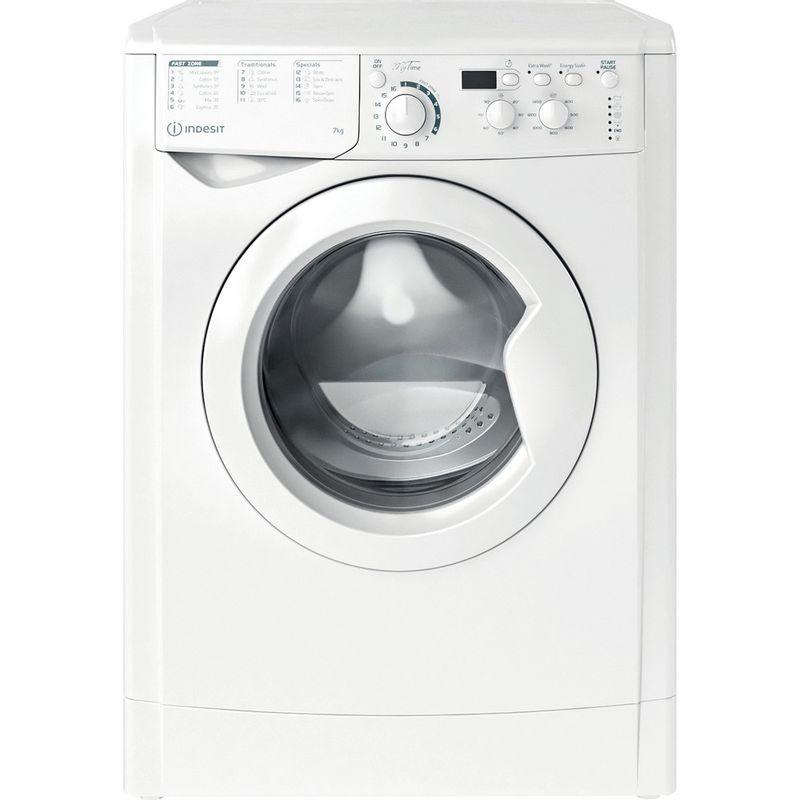 Indesit-Washing-machine-Free-standing-EWD-71452-W-UK-N-White-Front-loader-E-Frontal