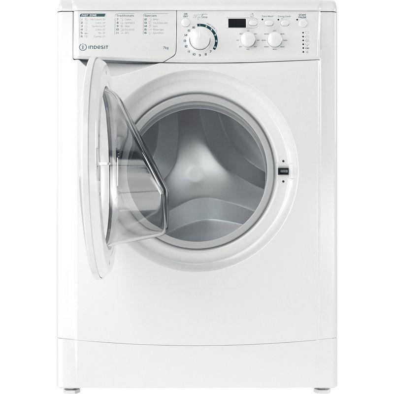 Indesit-Washing-machine-Free-standing-EWD-71452-W-UK-N-White-Front-loader-E-Frontal-open