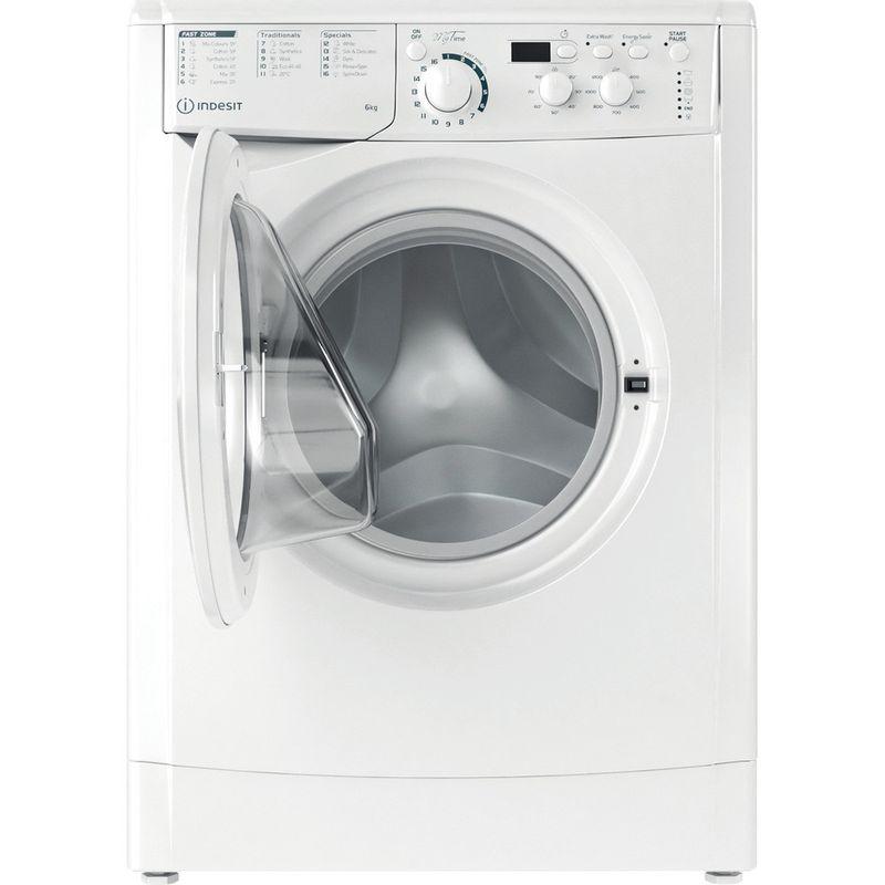 Indesit-Washing-machine-Free-standing-EWSD-61251-W-UK-N-White-Front-loader-F-Frontal-open