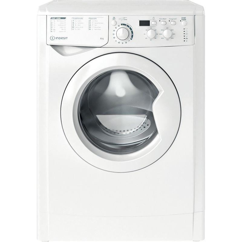 Indesit-Washing-machine-Free-standing-EWSD-61251-W-UK-N-White-Front-loader-F-Frontal
