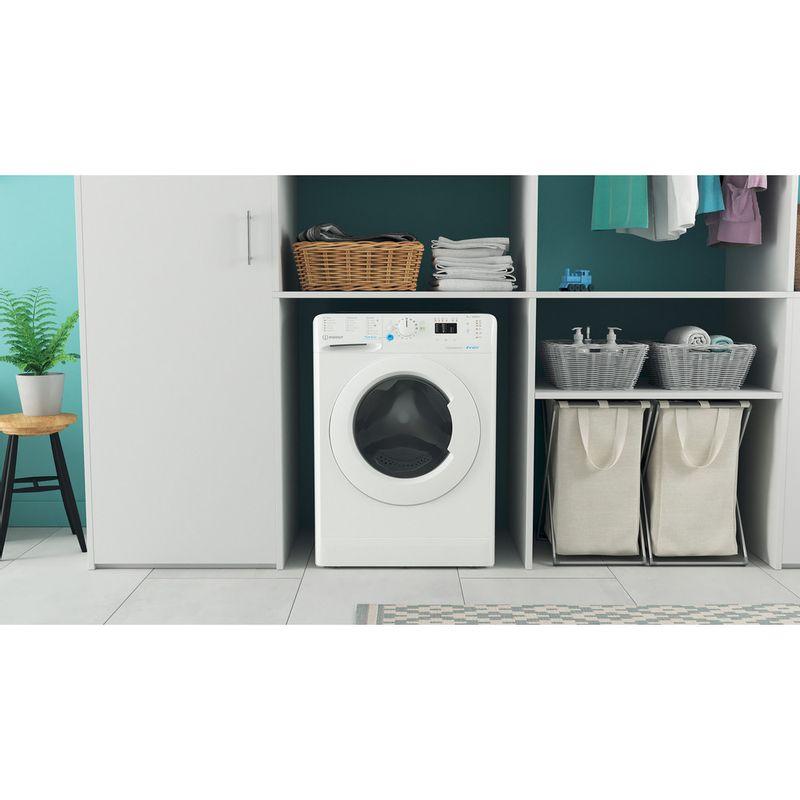 Indesit-Washing-machine-Free-standing-BWA-81683X-W-UK-N-White-Front-loader-D-Lifestyle-frontal