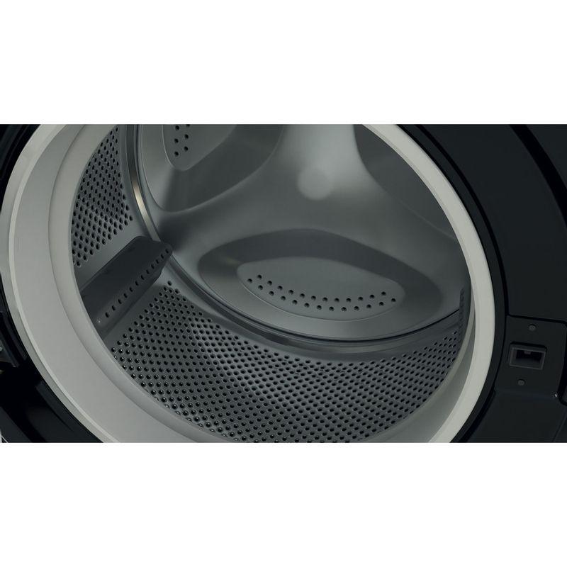 Indesit-Washing-machine-Free-standing-BWA-81683X-K-UK-N-Black-Front-loader-D-Drum