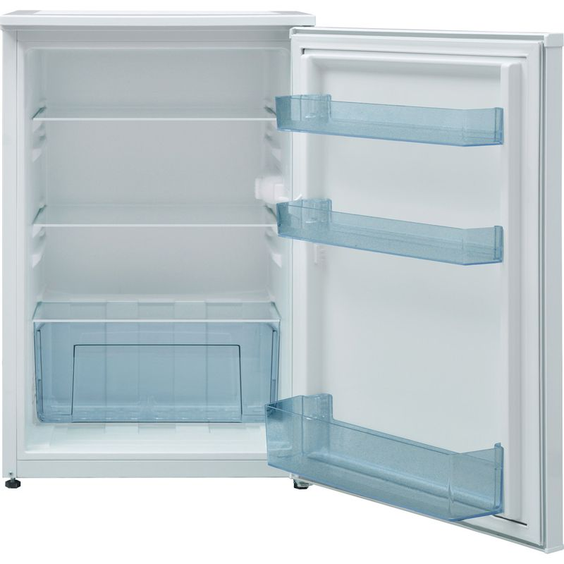 Indesit-Refrigerator-Free-standing-I55RM-1110-W-1-White-Frontal-open